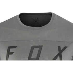 Fox Flexair Moth SS Jersey Herr grey vintage